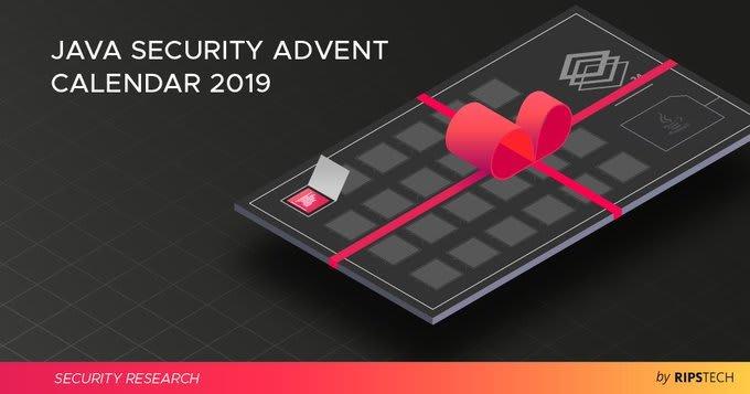 Java Security Advent Calendar