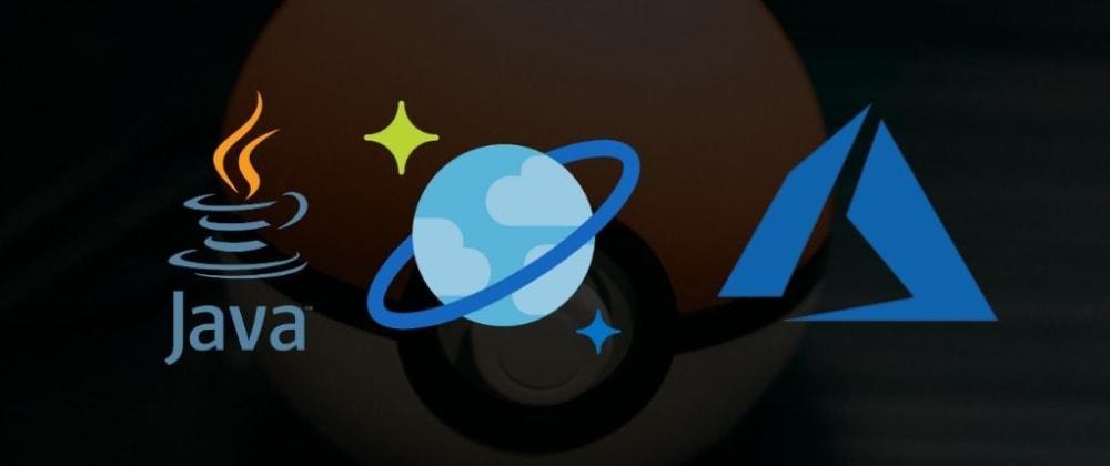 Cover image for Deploy de uma aplicação Java reativa (Pokedéx) na Microsoft Azure + CosmosDB ✨