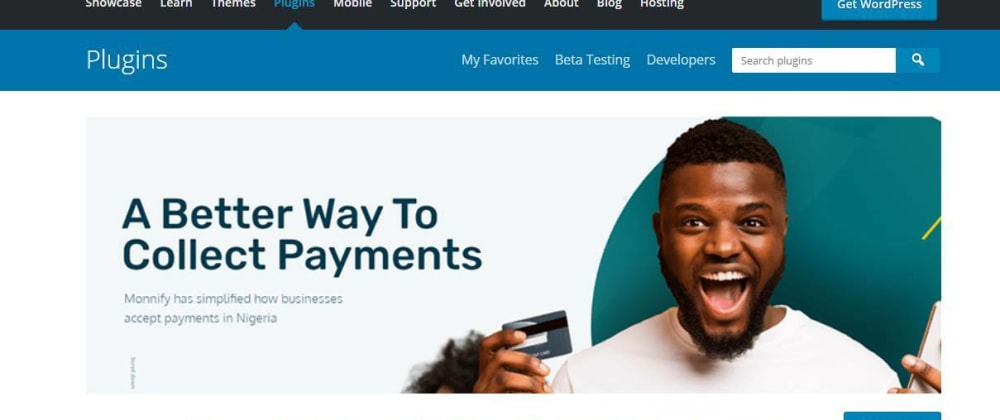 """Cover image for I added a new contribution to WooCommerce """"Monnify Payment Gateway"""""""