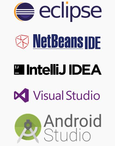 Popular IDEs