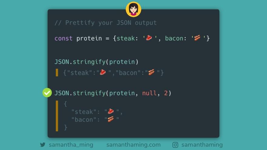 Code Tidbit by SamanthaMing.com