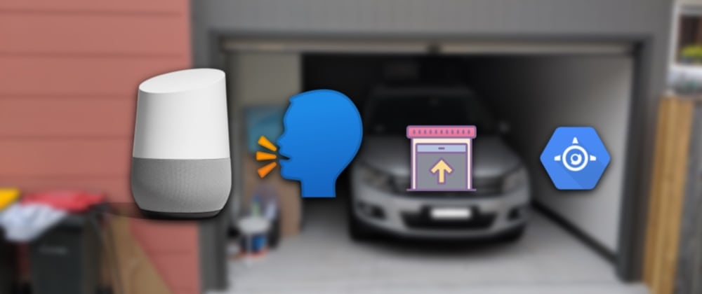 Cover image for Disassembling apps to 'Ok Google' my garage