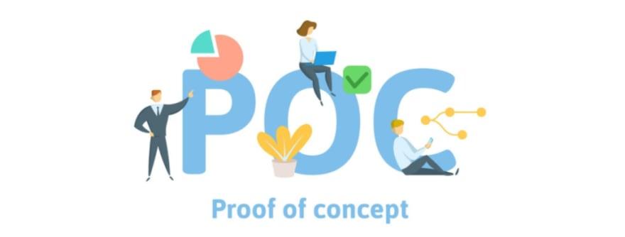 Proof of concept: POC