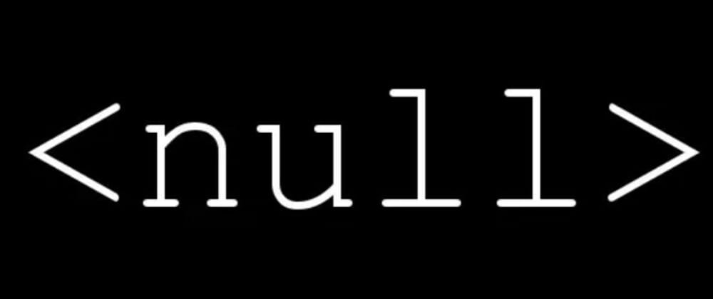 Cover image for How I Learned to Stop Worrying and Love NULL in SQL