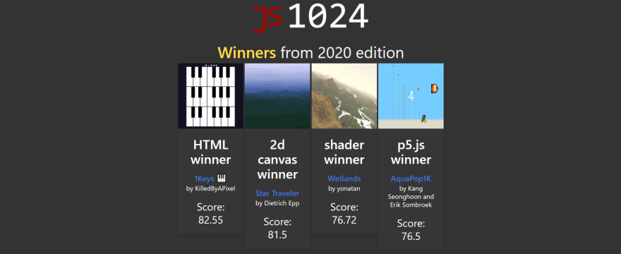 JS1024 2020