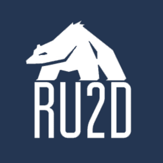RU2D logo