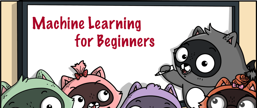 Cover image for Announcing a New Free Curriculum: Machine Learning for Beginners