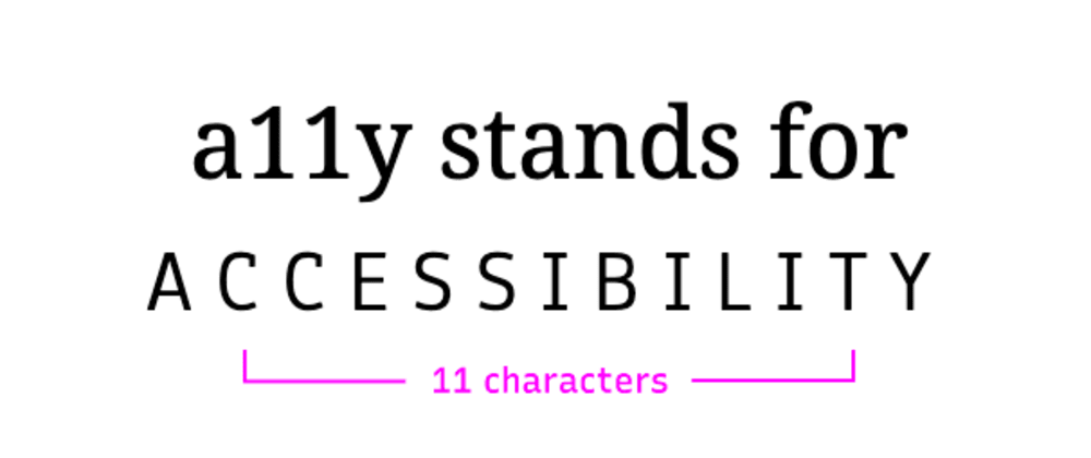 Cover image for Things You Need to Know About Web Accessibility
