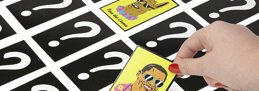Obama Llama memory game