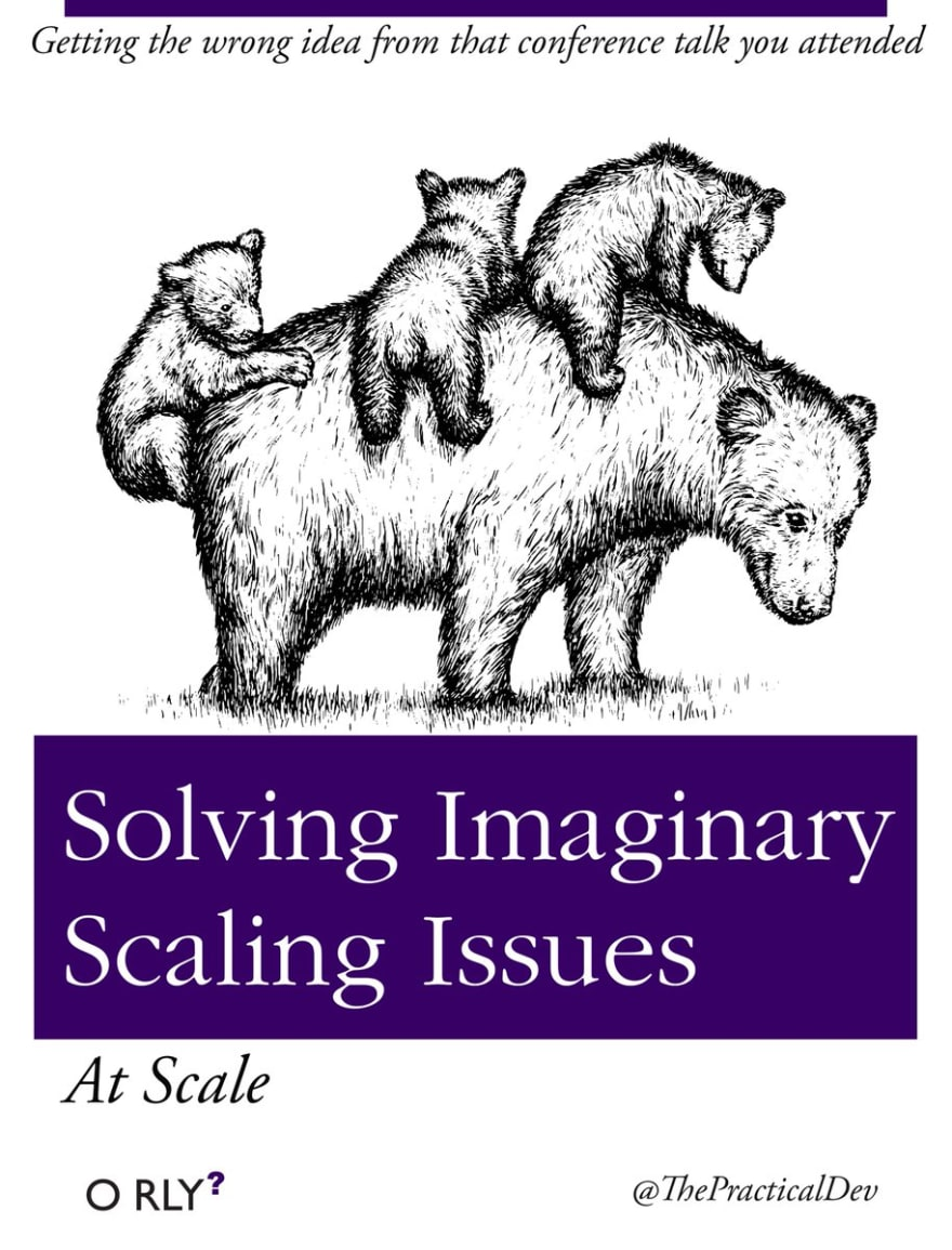 ORLY: Solving Imaginary Scaling Issues