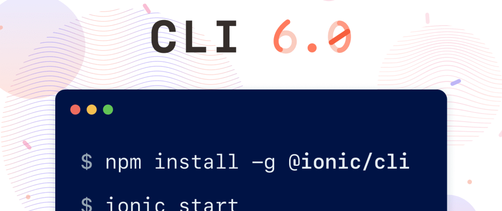 Cover image for A New Package for the CLI