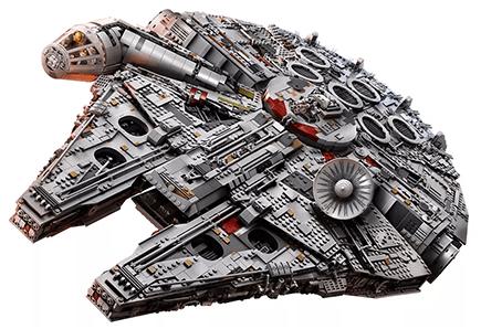Dat Millenium Falcon