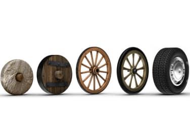 Image result for wheel evolution