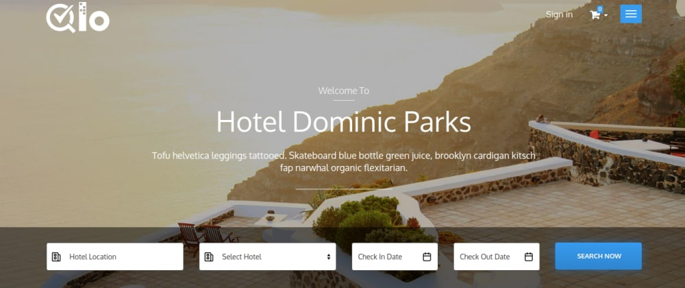 Cover image for How to create a free hotel booking website with QloApps