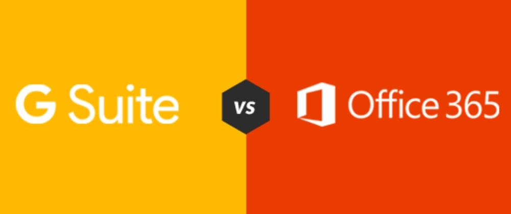 Cover image for G Suite Vs Office 365 Comparison | See Comparison Between Both Suites