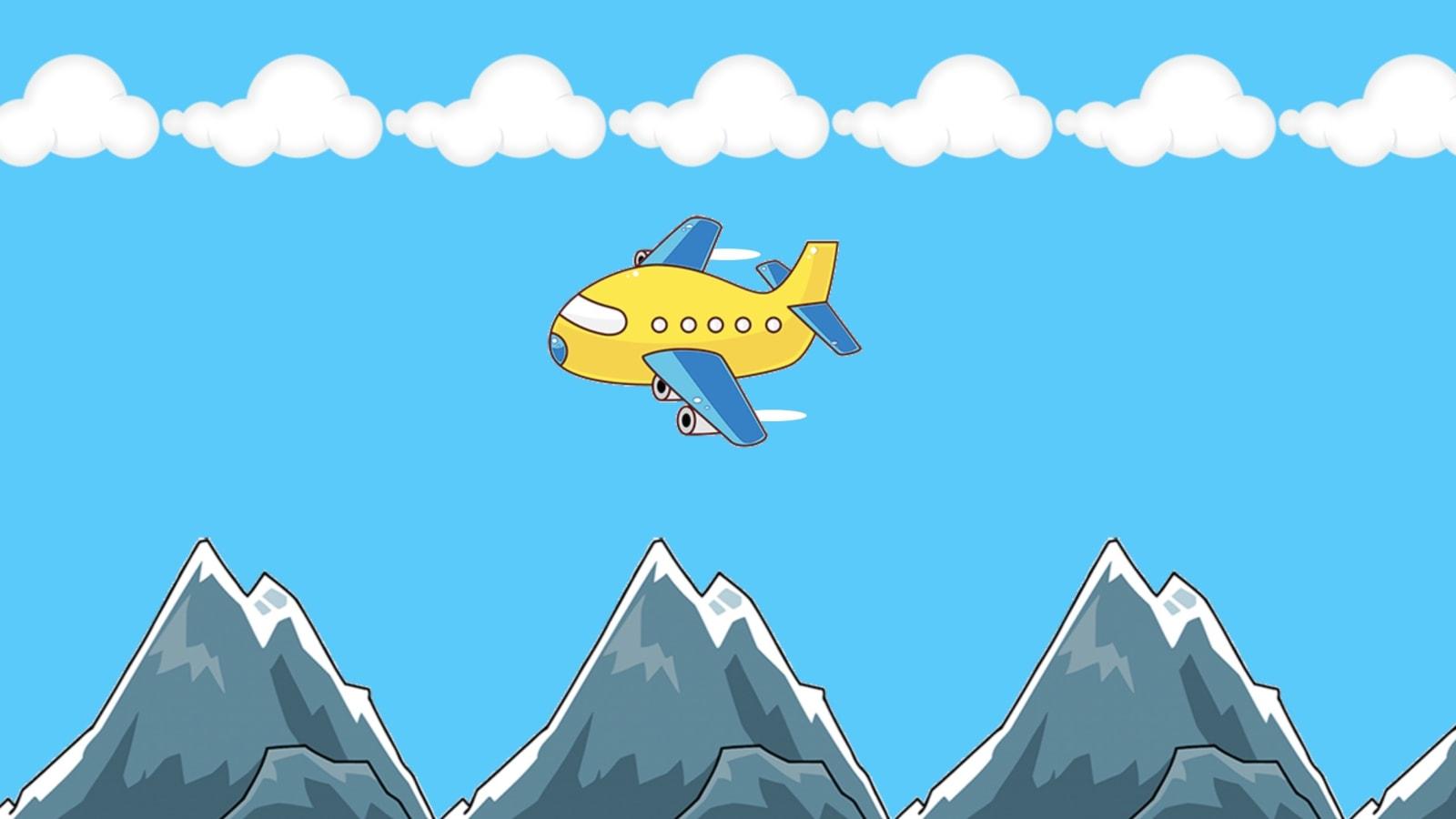 Make Flying Airplane Using Css Animation Dev