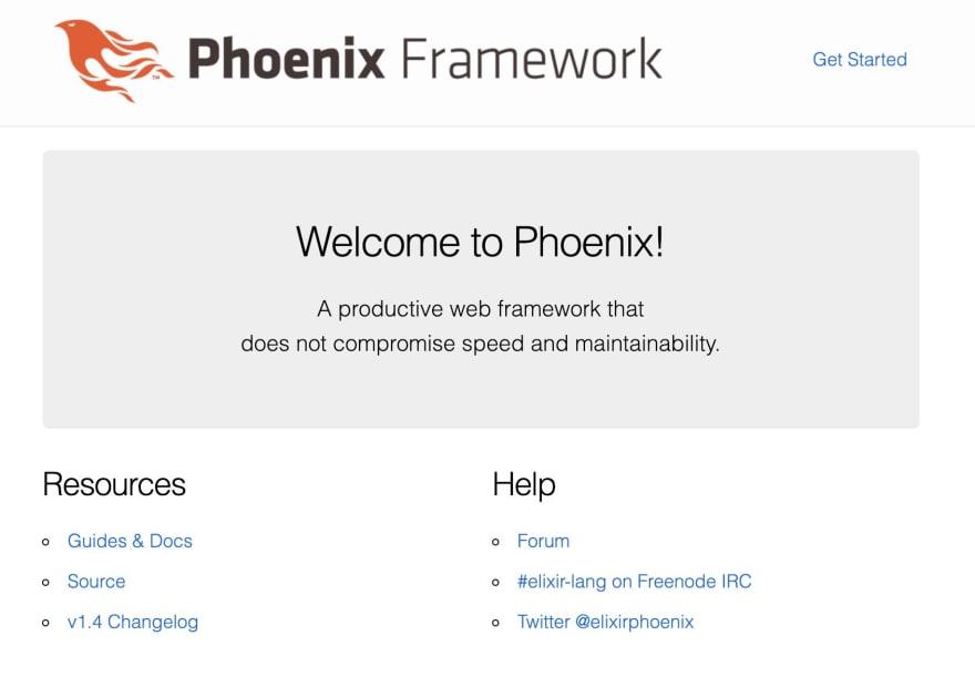 Phoenix welcome