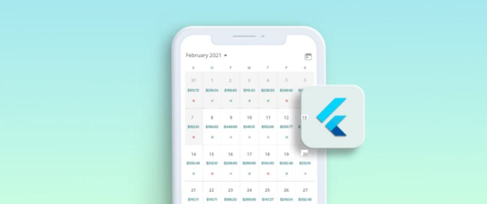 Cover image for How to Design an Airfare Calendar to Display the Lowest Fares in Flutter