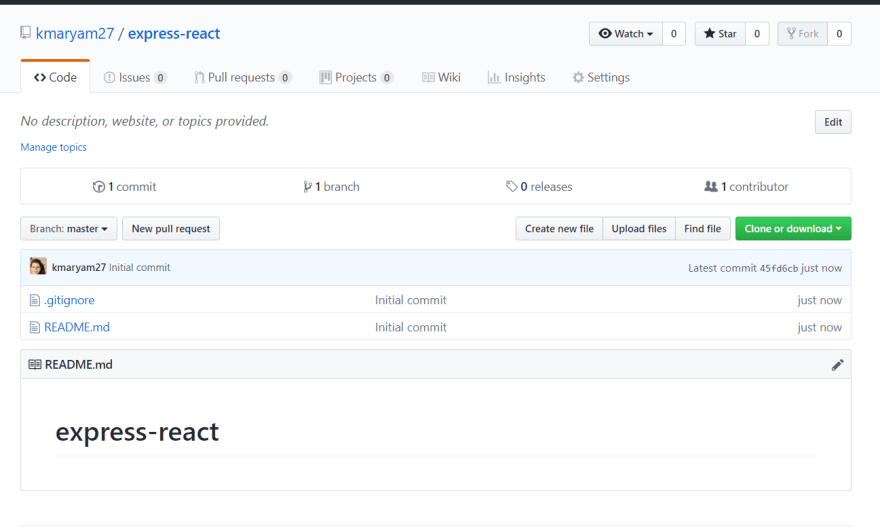Step by step React, NodejS and MySQL Simple Full Stack