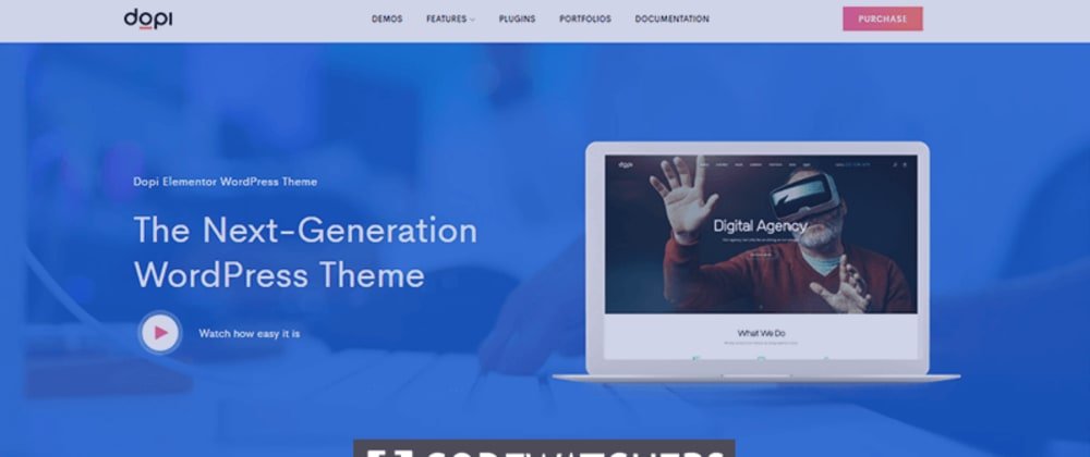 Cover image for Review: Dopi - Elementor MultiPurpose WordPress Theme
