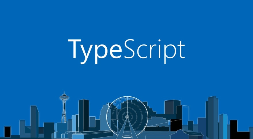 TypeScript graphic by Microsoft.