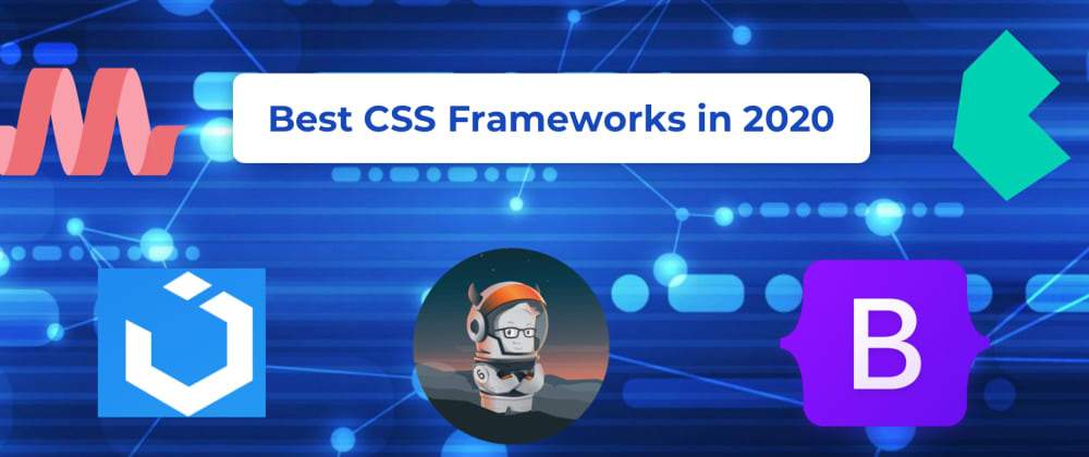 Cover image for Best CSS Frameworks in 2021