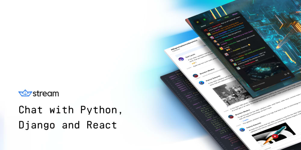 Python Chat Tutorial with Django and React - DEV Community