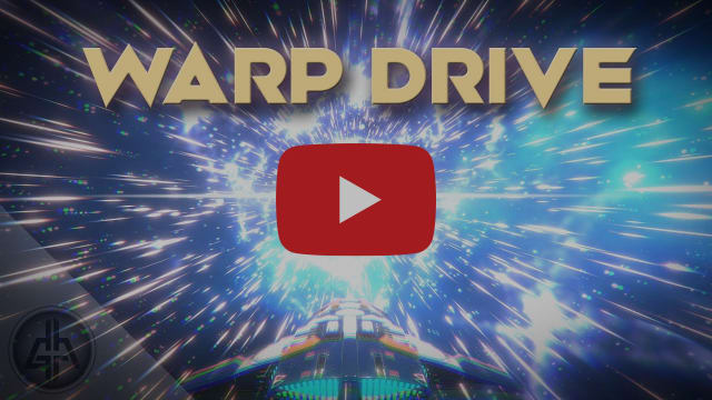 Unity VFX & Shader Graph - Warp Drive / Hyperspace Effect Tutorial