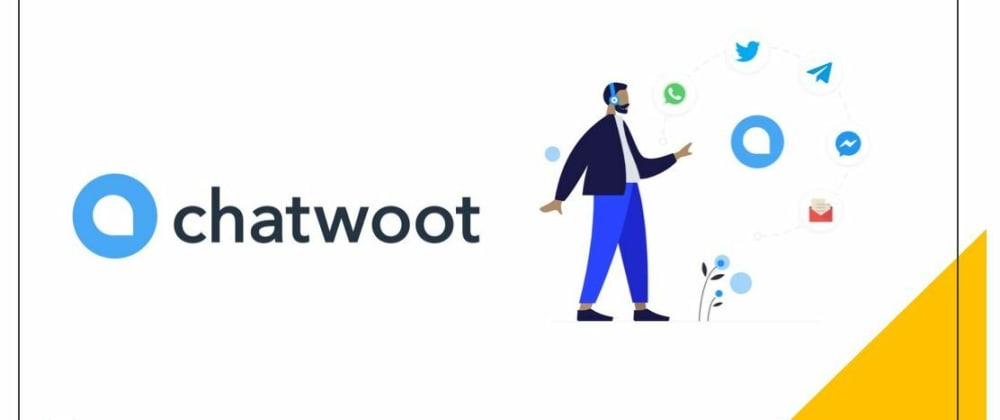 Cover image for Build long-lasting customer relations through Chatwoot, the ultimate opensource customer engagement suite.