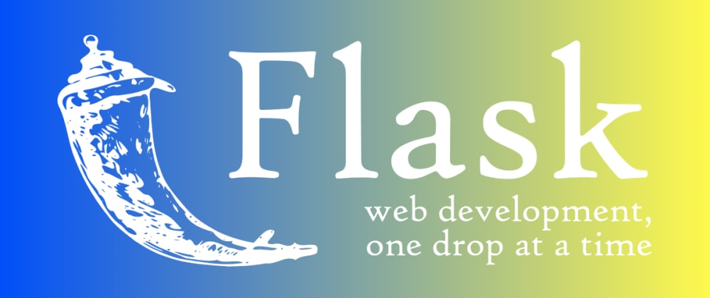 Cover image for Build your first website with flask!