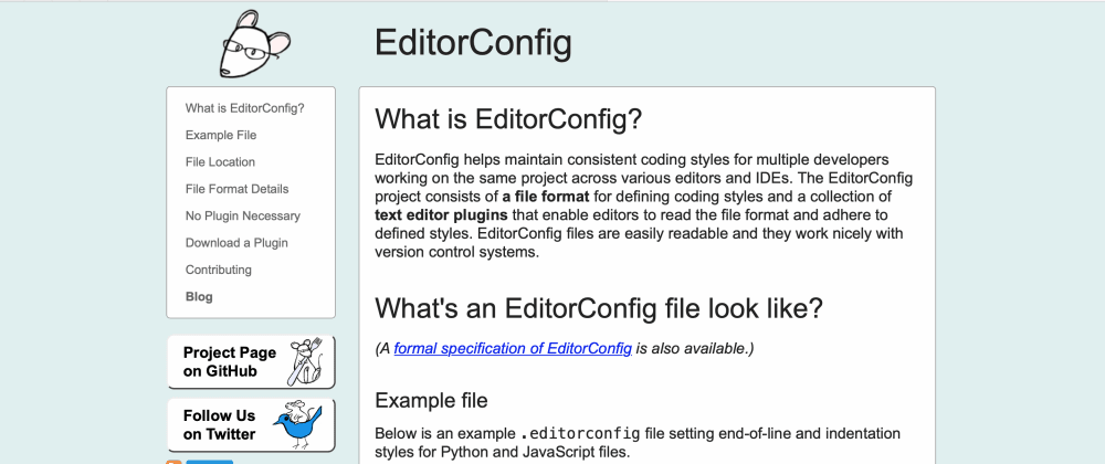 Cover image for Creating vite vue ts template: Setup editorconfig