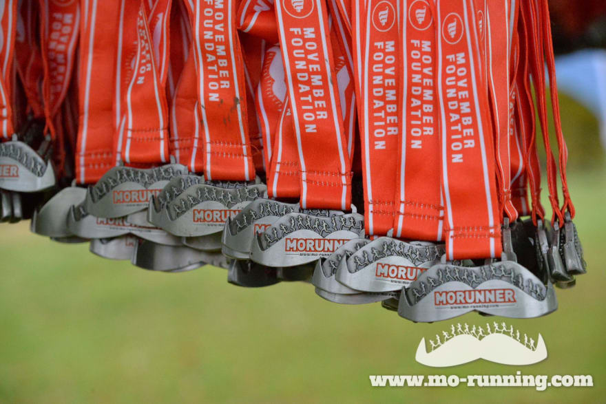 Mo running event medals