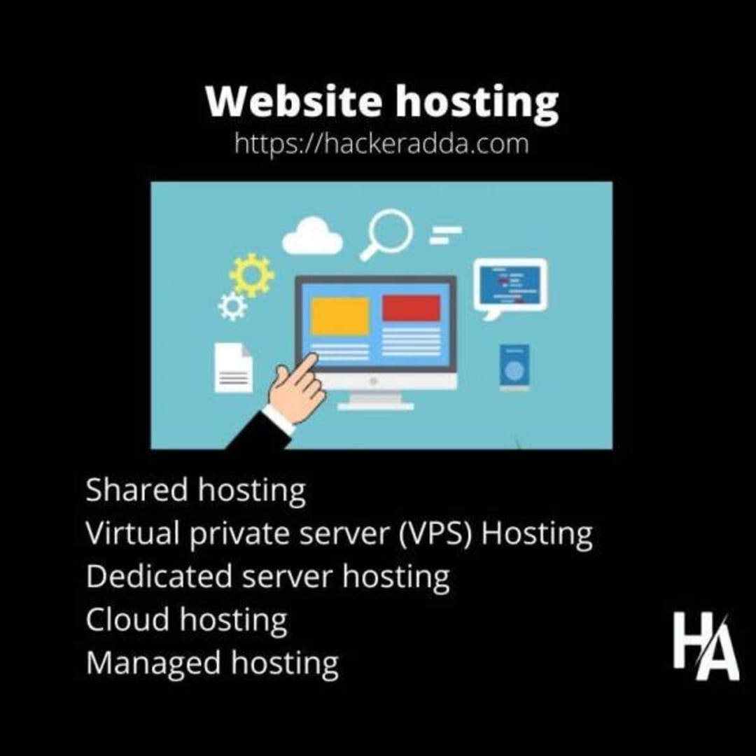 Website hosting   types, recommendation based on traffic, cost ...