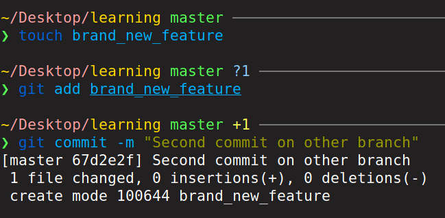 wrong commit