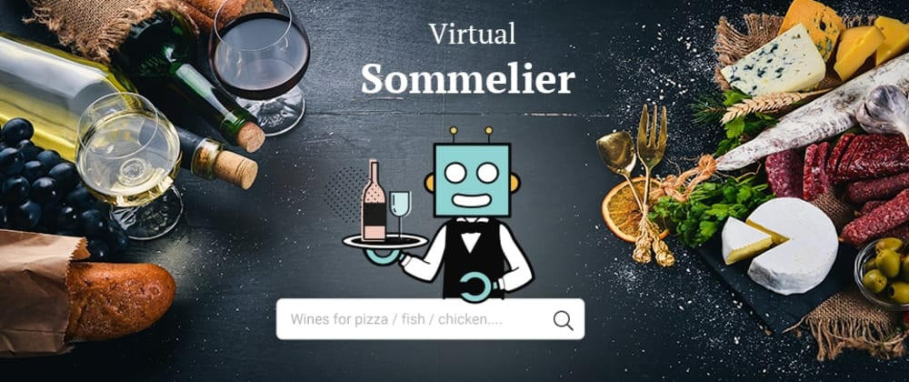 Cover image for Virtual Sommelier, text classifier in the browser