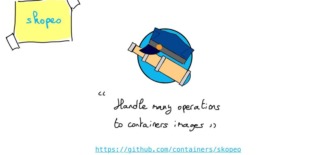 Understanding Docker: part 33 – Tools: Skopeo - DEV Community