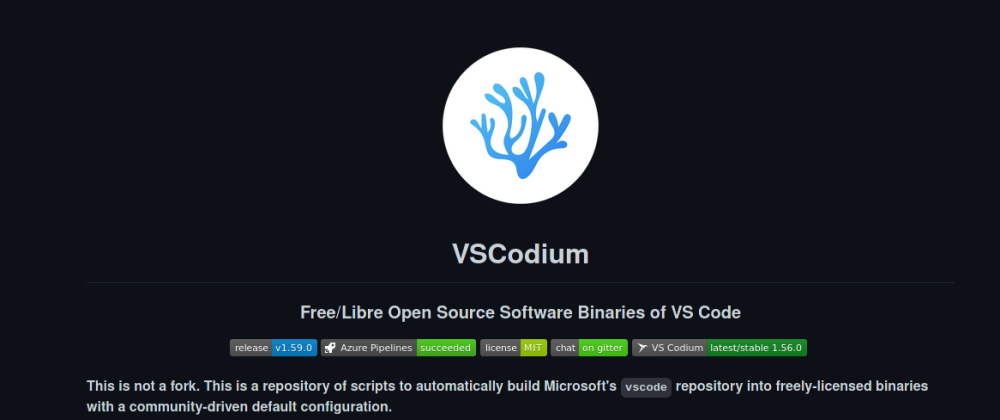 Cover image for Manually Install VScodium extension on linux