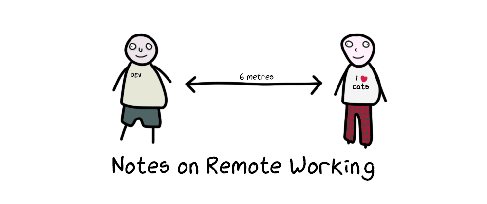 Cover image for Notes on Remote Working