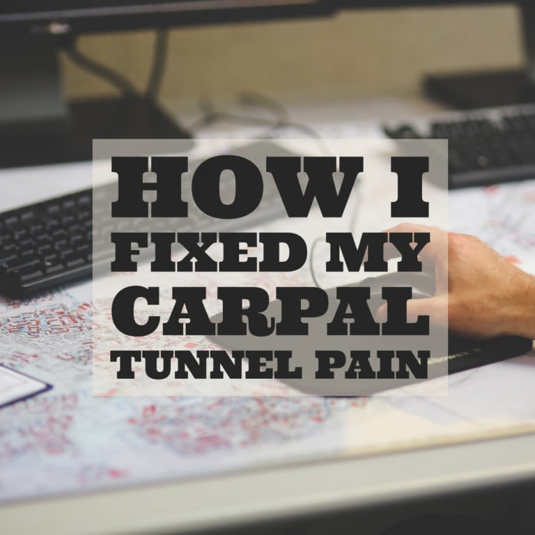 How I Fixed My Carpal Tunnel Pain - DEV Community 👩 💻👨 💻