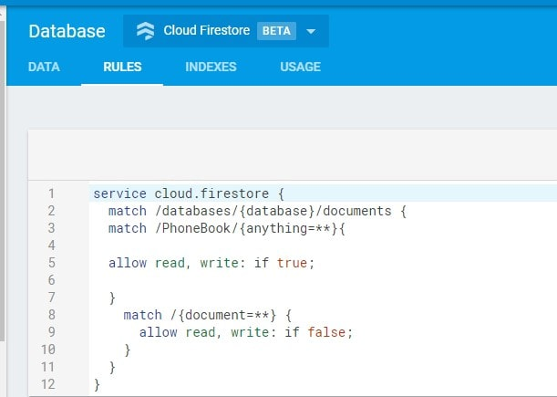Build a PhoneBook with Cloud FireStore in 10 minutes - DEV