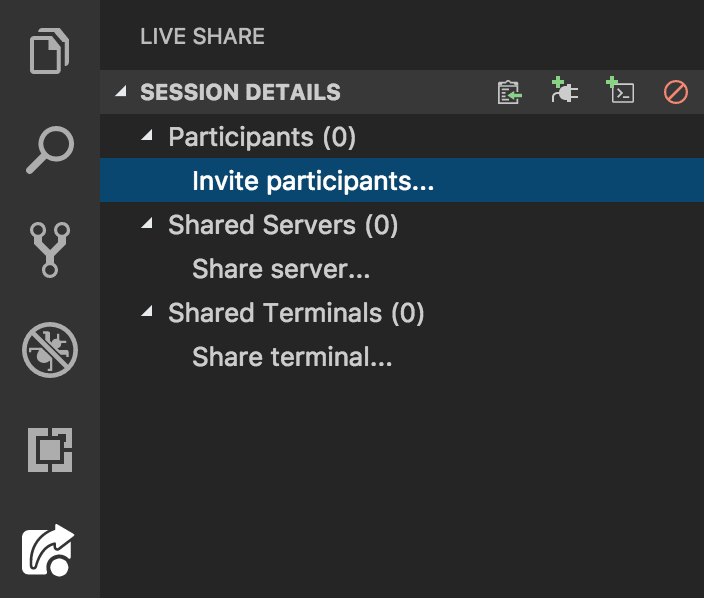 live share