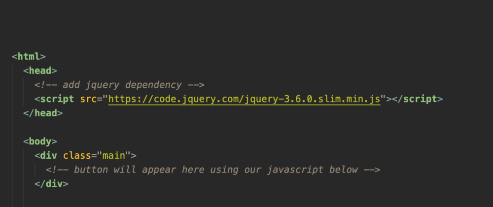 Cover image for jQuery : Adding Event Listeners to HTML elements even before they are rendered