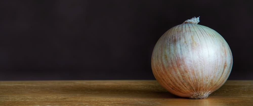 Cover image for A simple template for Onion Architecture with .NET 5