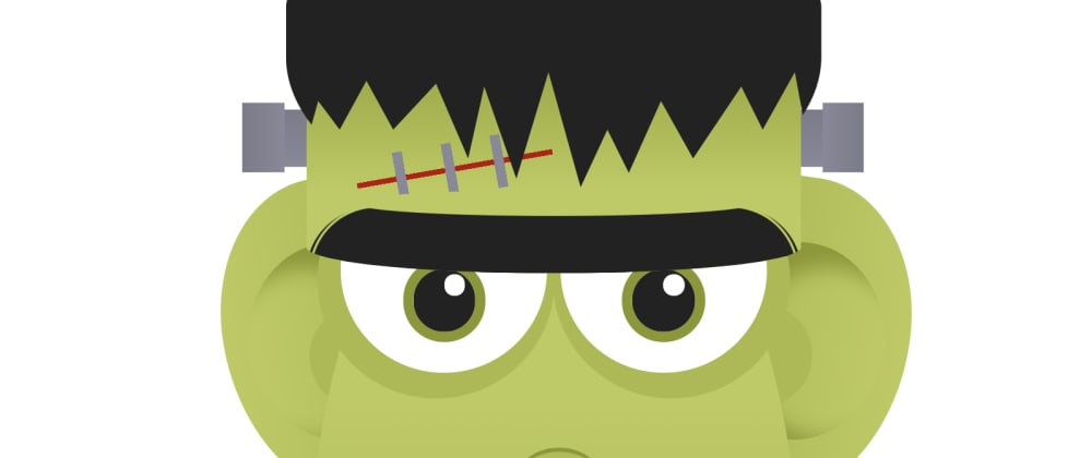 Cover image for Drawing Frankenstein's Monster with CSS