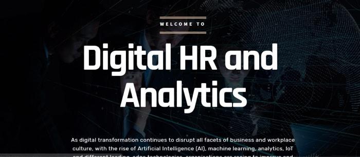 Dubai MEA Digital HR