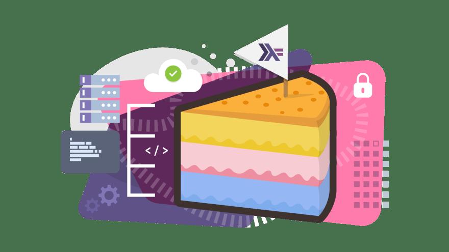 Holmusk's Three-Layer Haskell Cake