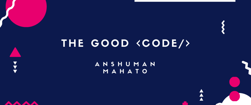 Cover image for What is a Good Code?