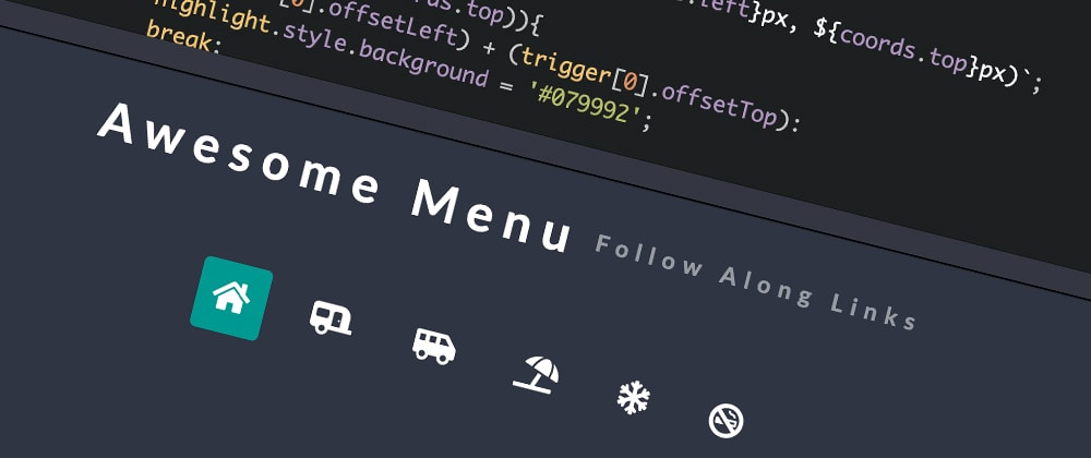 Cover image for Awesome  Menu -  Follow Along Links