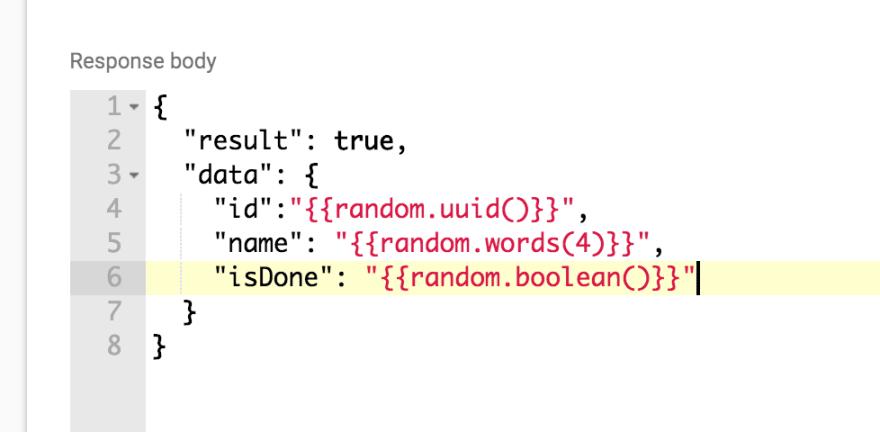 How to fake your API for TODO list - DEV Community 👩 💻👨 💻