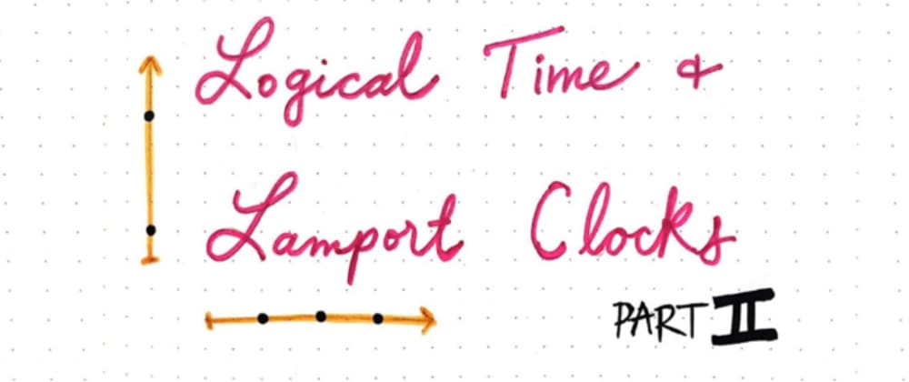 Cover image for Logical Time and Lamport Clocks (Part 2)